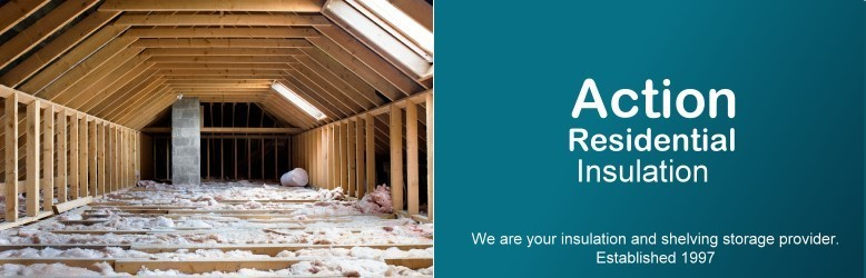 Insulation and shelving Solutions - Home - Action